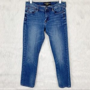 Lucky Brand sweet & straight crop jeans-Size 10/30